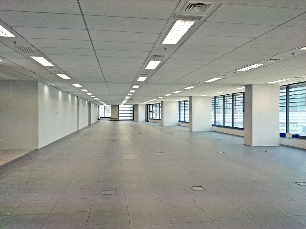 1 Sentrum Office Space for Rent