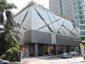Menara Worldwide - Jalan Bukit Bintang - Jaguar Showroom - SearchOfficeKL